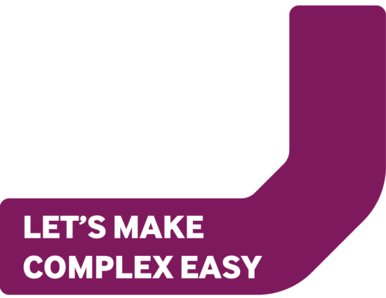 Let's make complex easy
